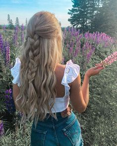 Darling Everyday Hairstyles Ideas - Beauty Home 17 Darling Everyday Hairstyles Ideas Darling Everyday Hairstyles Ideas Darling Everyday Hairstyles Ideas - Pretty Hairstyles, Easy Hairstyles, Girl Hairstyles, Everyday Hairstyles, Black Hairstyles, Bridesmaid Hairstyles, Hairstyles 2018, Hairstyles With Curled Hair, Long Blonde Hairstyles