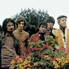 Eric Burdon and the Animals 1967.