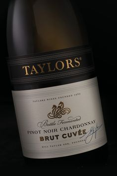 Our New Pinot Noir Chardonnay Brut Cuvee Sparkling Wine