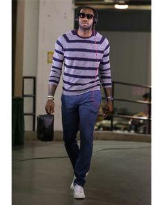 Most Stylish Men: Lebron James | GQ