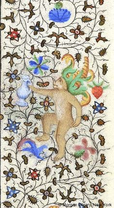 Book of Hours, MS M.453 fol. 120r - Images from Medieval and Renaissance Manuscripts - The Morgan Library & Museum