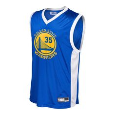 Golden State Warriors Men's Kevin Durant Jersey - XL, Multicolored