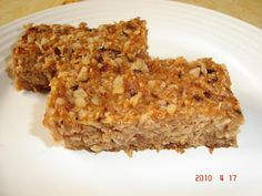 Reformnasik: Kókuszos - almás kevert sütemény (tejmentes)