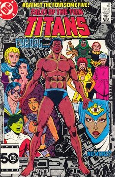 One of the first comics I read.