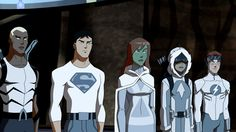 young justice season 2 wally west - Google Search
