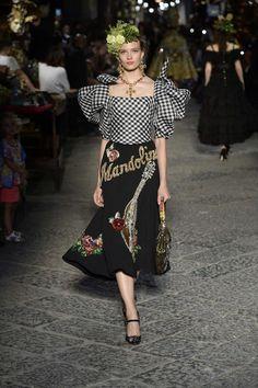 Dolce & Gabbana - Вышивка от кутюр и прет-а-порте - New embroidery