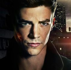 Arrow and The Flash ... Grant Gustin as Barry Allen