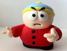 Cartman jumping Clay Gijon