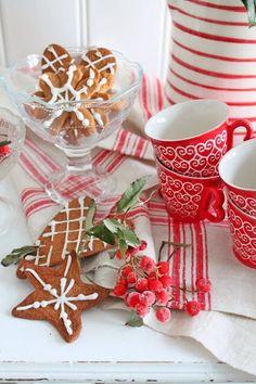 gingerbread treats,