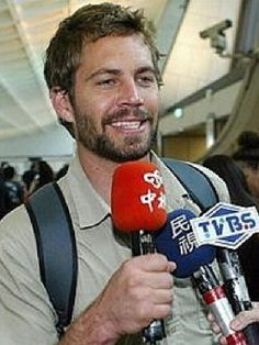 Paul arrives in Taiwan, China to promote the Fast and Furious on April Paul Walker Movies, Rip Paul Walker, Beautiful Blue Eyes, Beautiful Boys, Hollywood Actresses, Actors & Actresses, Lance Gross, Morris Chestnut, Michael Ealy