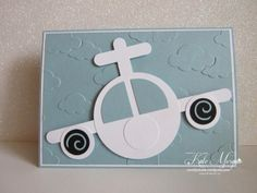 Punch Art for boys – Kate Morgan, Independent Stampin Up!® Demonstrator Rowville, Victoria, Australia Boy Cards, Kids Cards, Cute Cards, Paper Punch Art, Punch Art Cards, My Planner Colibri, Birthday Cards For Boys, Happy Birthday, Creative Cards
