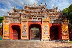 View top-quality stock photos of Building In The Imperial City Of Hue Vietnam. Find premium, high-resolution stock photography at Getty Images. Full Moon Party, Hanoi, Hue, Attraction, Ho Chi Minh, Vietnam, List Of Countries, Old Building, Future Travel