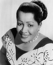 Nellie Lutcher (October 15, 1912 – June 8, 2007) was an African-American R&B and jazz singer and pianist, who gained prominence in the late 1940s and early 1950s. She was most recognizable for her diction and exaggerated pronunciation, and was credited as an influence by Nina Simone among others... In 1935, she moved to Los Angeles, where she married Leonel Lewis and had a son. She began to play swing piano, and also to sing, in small combos throughout the area and began developing her own…