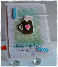 Sweet 'n Sassy Stamps March Blog Hop Day 4: Pick me up.