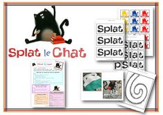 La classe de Virginia: Splat Le Chat
