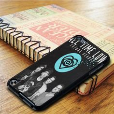 All Time Low Music Band iPod 5 Touch Case