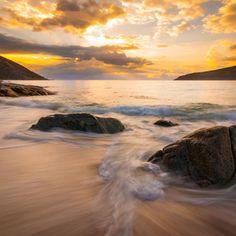 wineglass Bay Sunrise