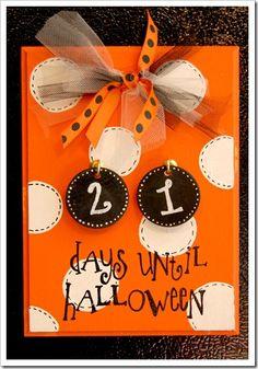 i want a countdown calendar for Christmas