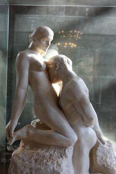 More Rodin. I love this.     Pinned from my friend Jenn's blog. www.earthfirewaterearth.blogspot.com