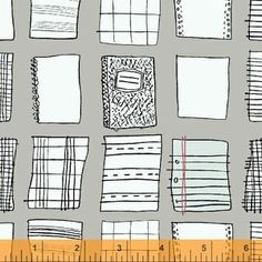 Heather Givans - Paper Obsessed - Paper Index in Recycled