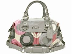 "I love my new Coach purse!! It is called the ""Ashley""...it was meant to be mine! :)"