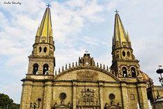 Catedral de Guadalajara  by Carlos Sanchez on 500px