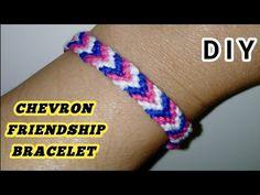 EASY DIY MACRAME BRACELET MAKING AT HOME FOR BEGINNERS. EASY STEPS OF MACRAME BRACELET PATTERN. HANDMADE MACRAME BRACELET USING YARN THREAD. Macrame Bracelet Diy, Macrame Bracelet Patterns, Diy Friendship Bracelets For Beginners, Yarn Thread, Bracelet Making, Chevron, Easy Diy, How To Make, Handmade