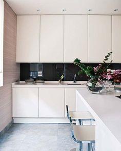 Ultra-Modern Kitchens