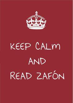 Carlos Ruiz Zafon <3