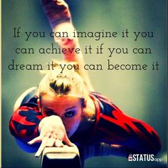 Gymnast quote!!!