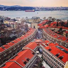 "AKARETLER. "" Istanbul, Turkey. | Thank you to Özlem Gusar for sharing this wonderful photo with us. [@ ozlemgusar] {www.armadaistanbul.com}"