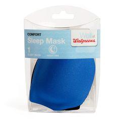 Walgreens Sleep Mask - 1 ea