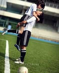 Imagenes De Novios Jugando Futbol Con Frases Futbolfemenino Angel