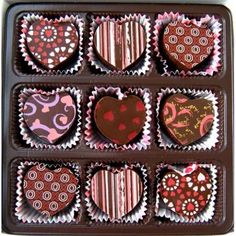 valentine chocolates | Sweet Passions Chocolate and Candy Gourmet Food Gift Basket
