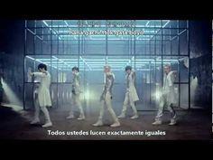 NU'EST - Action [Sub Español + Hangul + Romanización] - YouTube
