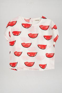 Watermelon Blouse by Bobo Choses   Darling Clementine