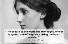 Virginia Woolf | 15 Profound Quotes About Heartbreak From Famous Authors