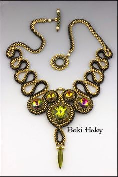 Welcome Beki Haley to City Beads!                                                                                                                                                                                 More