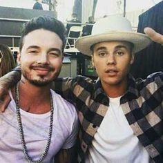 J Balvin Y Justin Bieber Se Conocieron Gracias A Sus Tenis