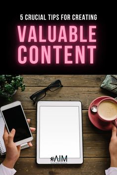 How to create valuable content that resonates with your audience. 5 tips to help you create high value content. Marketing agency specialized in social media management, sales funnels, email marketing campaigns, Facebook ads & creative content solutions for businesses. Marketing Audit, Email Marketing Campaign, Facebook Marketing, Marketing Ideas, Social Media Marketing, Digital Marketing, Find Instagram, Instagram Marketing Tips, Ads Creative