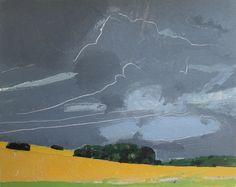 Saturday Rain by Harry Stooshinoff