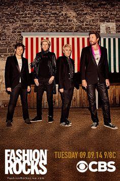 Duran Duran » Duran Duran Return to Fashion Rocks® in a Two-Hour Special at Barclays Center