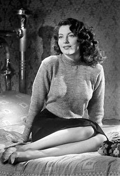 "gatabella: ""Ava Gardner, The Killers, 1946 """