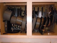 organize my kitchen pots and pans organized pots and pans in my kitchen kitchen organized