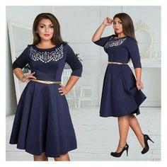 Buyandsavebig.com 5XL 6XL Large Size 2017 Spring Dress Big Size Printed  Dress Green Blue 2198badf8060