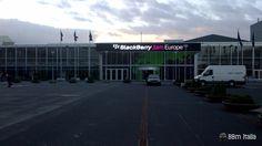BBm Italia in trasferta ad Amsterdam per BlackBerry Jam Europe.