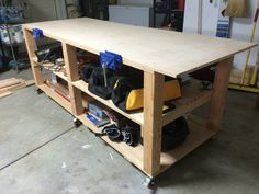 mobile workbench rolling - Rolling Workbench