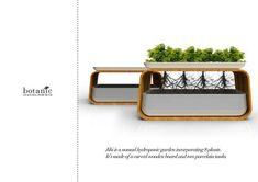 Foliage-Encouraging Furniture : Clement Sarrodie