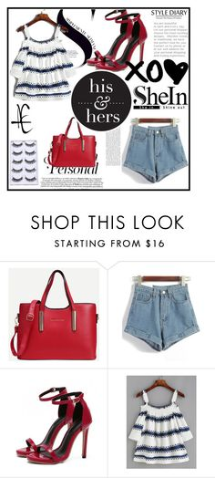 """""""Shein*5"""" by zina1002 ❤ liked on Polyvore"""