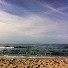 Eu e Mar.